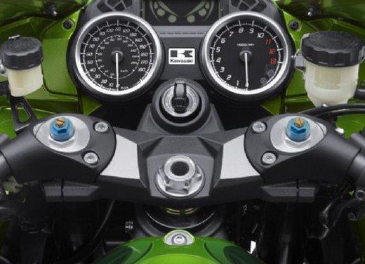Kawasaki ZZR1400 - Foto 46 di 56