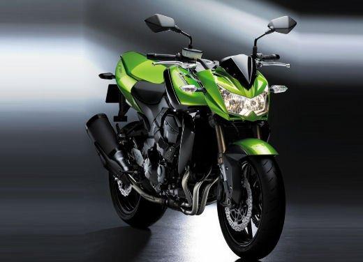 Nuova Kawasaki Z750R - Foto 2 di 26