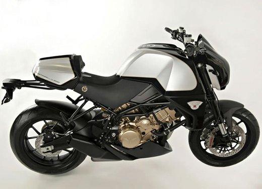 Moto Morini Rebello 1200 Giubileo - Foto 3 di 16