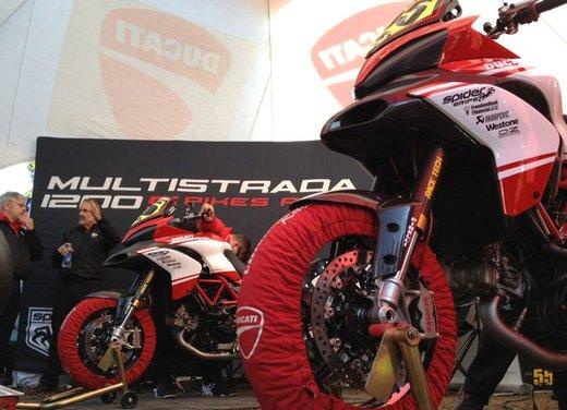 Ducati Multistrada 1200 S vince la Pikes Peak 2012 - Foto 6 di 22