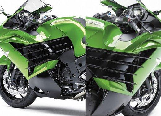Kawasaki ZZR1400 - Foto 43 di 56