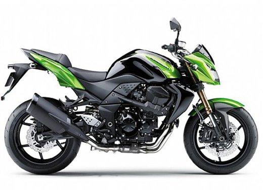 Nuova Kawasaki Z750R - Foto 6 di 26