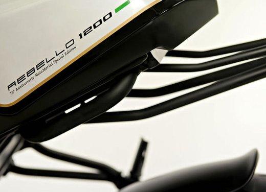 Moto Morini Rebello 1200 Giubileo - Foto 5 di 16