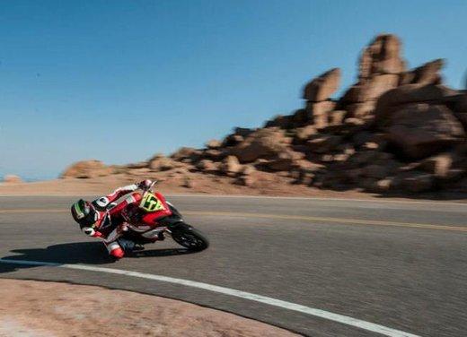 Ducati Multistrada 1200 S vince la Pikes Peak 2012 - Foto 7 di 22