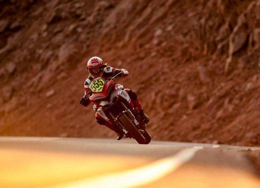 Ducati Multistrada 1200 S vince la Pikes Peak 2012 - Foto 9 di 22
