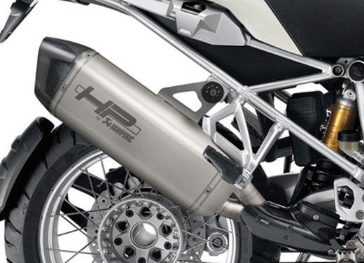 BMW R 1200 GS: gamma accessori per l'adventure bike - Foto 10 di 14