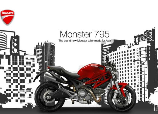 Ducati Monster 795 - Foto 1 di 13