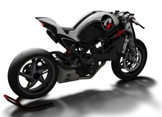 Ducati Monster MS4R concept by Paolo Tesio - Foto 10 di 17