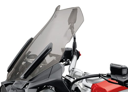 BMW R 1200 GS: gamma accessori per l'adventure bike - Foto 9 di 14
