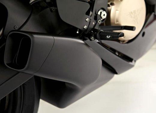Moto Morini Rebello 1200 Giubileo - Foto 9 di 16