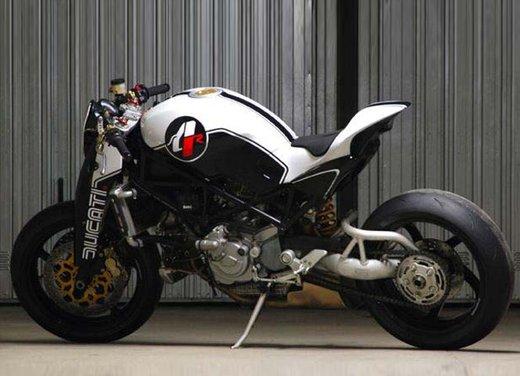 Ducati Monster MS4R concept by Paolo Tesio - Foto 5 di 17