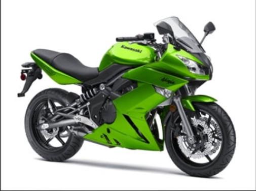 Kawasaki Ninja 650R 2010