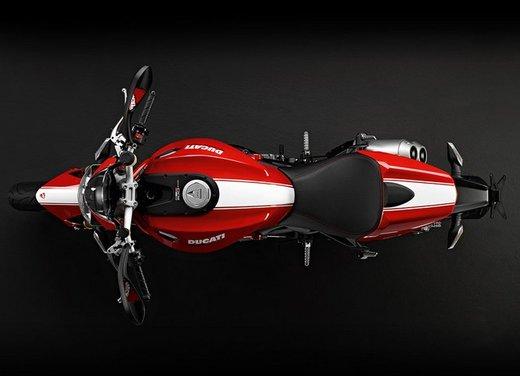 Ducati Monster: compie 20 anni la naked di Borgo Panigale - Foto 3 di 4