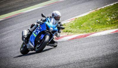 Prova in pista Suzuki GSX-R 1000 2017: il Ritorno del Re