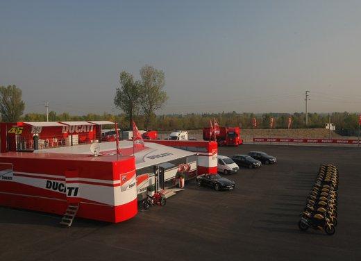 Provata la nuova Ducati Streetfighter 848 sul circuito di Modena - Foto 37 di 37