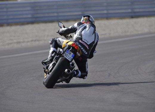 Provata la nuova Ducati Streetfighter 848 sul circuito di Modena - Foto 5 di 37