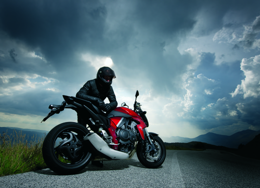 Honda CB1000R 2010