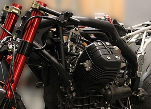 Moto Guzzi Ipothesys by Officine Rossopuro - Foto 12 di 14