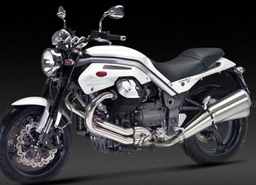 Moto Guzzi Ipothesys by Officine Rossopuro - Foto 13 di 14