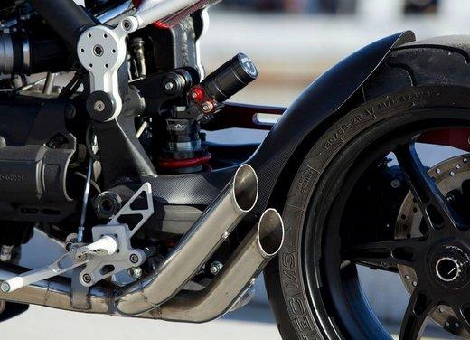 Moto Guzzi Ipothesys by Officine Rossopuro - Foto 8 di 14