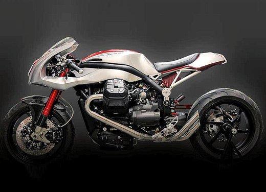 Moto Guzzi Ipothesys by Officine Rossopuro - Foto 9 di 14
