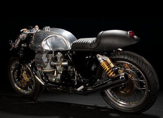 """Moto Guzzi V11 Le Mans """"Scoro"""" by Urban Motors - Foto 4 di 15"""