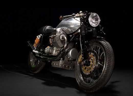 """Moto Guzzi V11 Le Mans """"Scoro"""" by Urban Motors - Foto 5 di 15"""