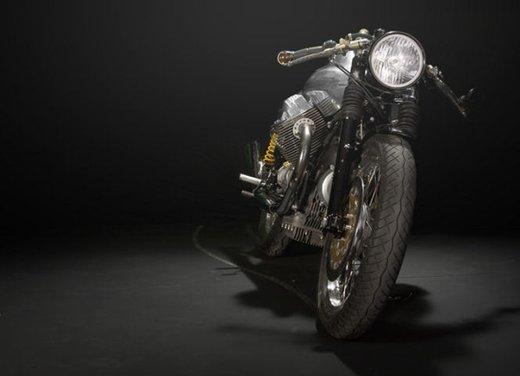 """Moto Guzzi V11 Le Mans """"Scoro"""" by Urban Motors - Foto 6 di 15"""