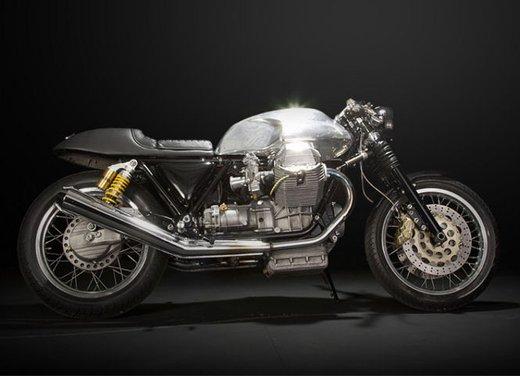 """Moto Guzzi V11 Le Mans """"Scoro"""" by Urban Motors - Foto 8 di 15"""
