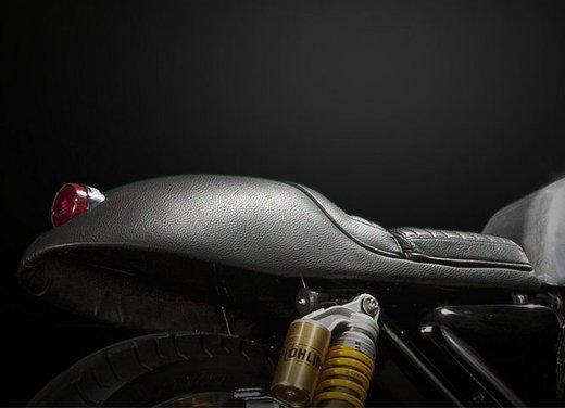 """Moto Guzzi V11 Le Mans """"Scoro"""" by Urban Motors - Foto 9 di 15"""