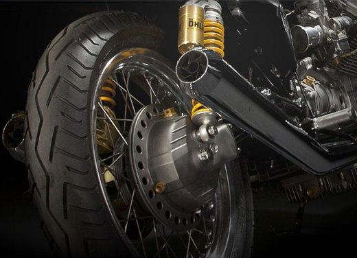 """Moto Guzzi V11 Le Mans """"Scoro"""" by Urban Motors - Foto 10 di 15"""