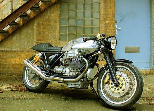 """Moto Guzzi V11 Le Mans """"Scoro"""" by Urban Motors - Foto 11 di 15"""