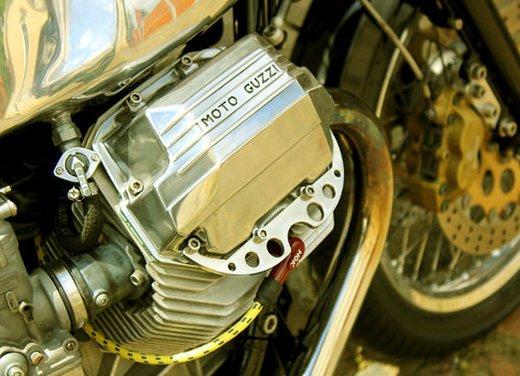 """Moto Guzzi V11 Le Mans """"Scoro"""" by Urban Motors - Foto 14 di 15"""