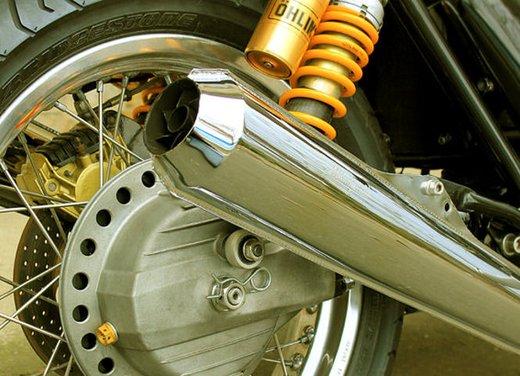 """Moto Guzzi V11 Le Mans """"Scoro"""" by Urban Motors - Foto 15 di 15"""