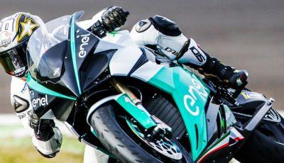 MotoE World cup: dal 2019 moto elettriche in pista