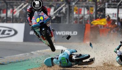 MotoGP di Le Mans 2018: Dritto dal Bar! con il Motoimbecille