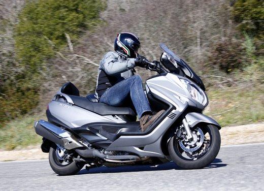 Nuovo Suzuki Burgman 650: la tradizione continua - Foto 5 di 27