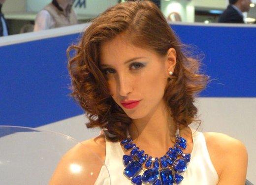 Tutte le modelle sexy di Eicma 2012 - Foto 15 di 25