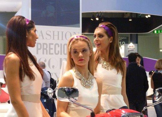 Tutte le modelle sexy di Eicma 2012 - Foto 16 di 25