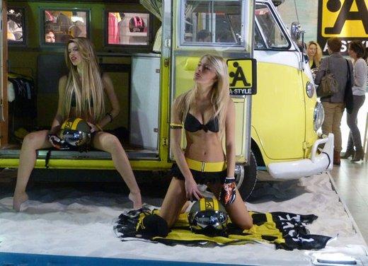 Tutte le modelle sexy di Eicma 2012 - Foto 17 di 25