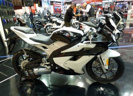 Tutte le foto delle principali novità dell'EICMA 2011, Salone del ciclo e motociclo - Foto 21 di 27