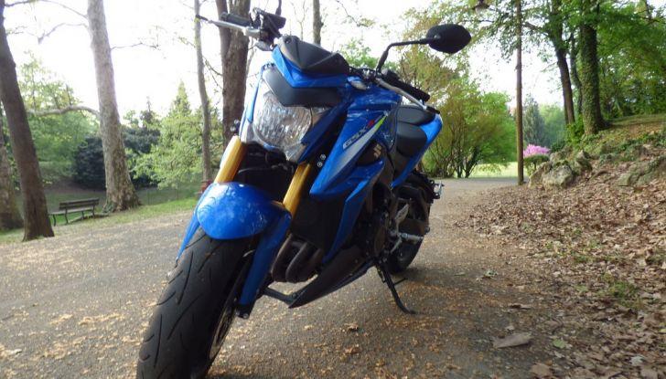 Suzuki GSX-S1000, la nostra prova: oltre il divertimento! - Foto 15 di 59