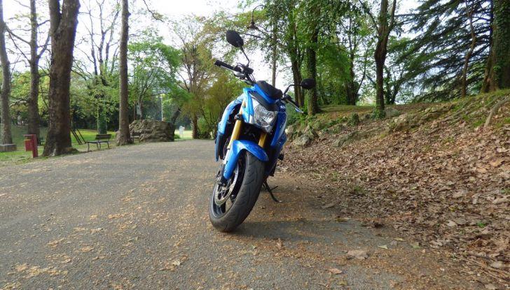 Suzuki GSX-S1000, la nostra prova: oltre il divertimento! - Foto 16 di 59