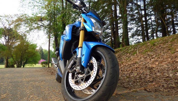 Suzuki GSX-S1000, la nostra prova: oltre il divertimento! - Foto 17 di 59