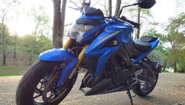 Suzuki GSX-S1000, la nostra prova: oltre il divertimento! - Foto 18 di 59