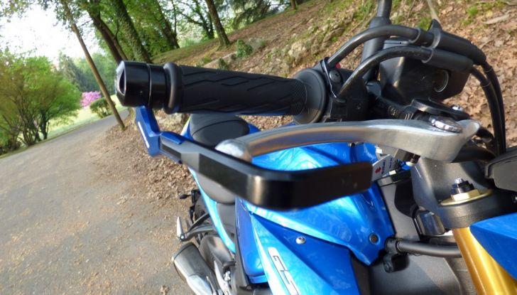 Suzuki GSX-S1000, la nostra prova: oltre il divertimento! - Foto 19 di 59