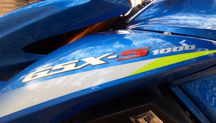 Suzuki GSX-S1000, la nostra prova: oltre il divertimento! - Foto 20 di 59