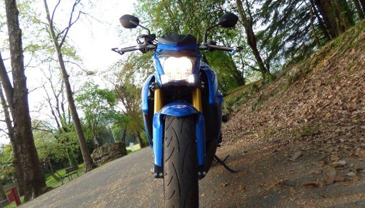 Suzuki GSX-S1000, la nostra prova: oltre il divertimento! - Foto 32 di 59