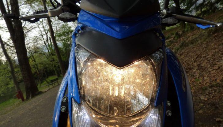 Suzuki GSX-S1000, la nostra prova: oltre il divertimento! - Foto 40 di 59