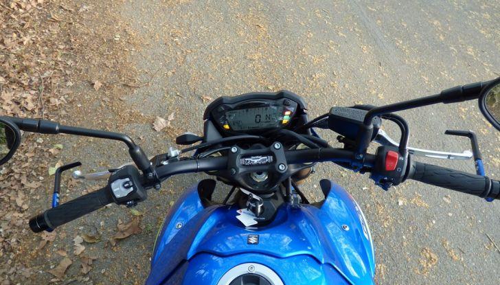 Suzuki GSX-S1000, la nostra prova: oltre il divertimento! - Foto 41 di 59